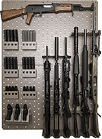 Metal Ammo Racks