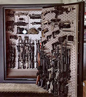 tactical weapon storage