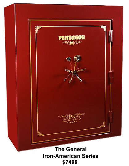 General premium USA made gun safe