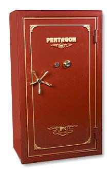 Premium Usa Made Gun Safes From Pentagon Safes And Vault Doors