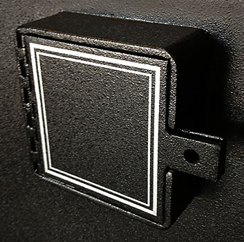 Manipulation-Proof Lock Box closed